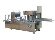 양질 비 길쌈된 절단기 & 비 길쌈된 돋을새김된 직물 접히는 기계 다 기능 150mm - 600mm 크기 판매