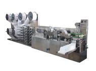 양질 비 길쌈된 절단기 & 자동적인 일체 성형 포장 젖은 닦음 기계 젖은 수건 기계 판매