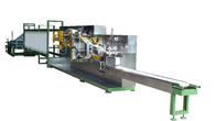 양질 비 길쌈된 절단기 & 큰 상업적인 의복/침대 시트 접히는 기계 380V 50HZ 3.5KW - 6.5KW 판매